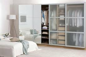 frosted glass sliding doors wardrobe with glass sliding doors with modern concept french closet doors with