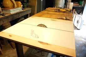 diy table saw table table saw diy sliding table table saw