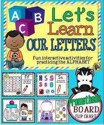 Alphabet Activities Promethean Board Flip Chart