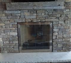 simple ideas bifold fireplace doors doors