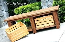 garden storage bench seat peaceful storage seat box storage seat box great wooden garden storage bench