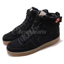 Carhartt Shoe Size Chart Details About Nike Vandal High Supreme X Carhartt Wip Black Gum Brown Men Shoes Av4115 001