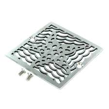 ebbe shower drain shower drain designer drains series square shower drain cover starfish square shower drain
