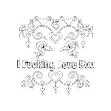 Love Coloring Pages New Coloring Pages That Say I Love You Love