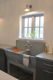 ... Farmhouse Laundry Sink Swanstone Quartz Composite Sinks With Brown  Porcelain Cabinet For Sale Lowes ...