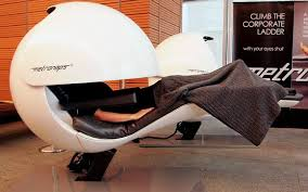 These Office Nap Pods Were Made For Unproductive Monday Mornings