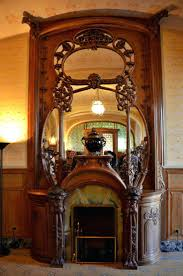 art deco fireplace mirror style tiles fire surround mantelpieces art deco style fireplace tiles mirror