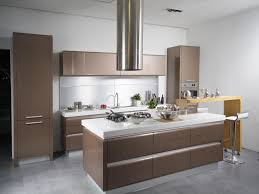 Brown And White Kitchens White And Brown Kitchen Cabinets Outofhome