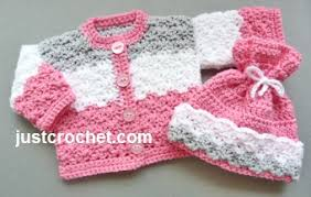 Free Baby Crochet Patterns Adorable Free Baby Crochet Pattern Dolls Coat And Hat Usa