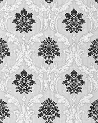 Barok Behang Edem 052 20 Behang Damast Opluchting Ornamenten Vlokken