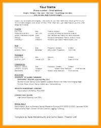 Create Your Own Resume Template Inspiration Make Your Own Resume How To Create Resumes Templates Diploma