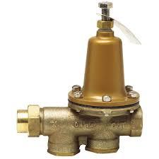 watts 25aub z3 copper fnpt 3 4 in reduced pressure backflow preventer