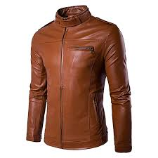 100 leather spring men s genuine leather plus size jackets real sheepskin black male genuine leather