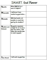 Goal Setting Template Inspiration 44 Images Of Smart Goal Setting Template For Students Leseriail