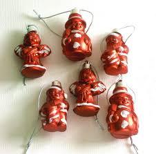 6 Christbaumschmuck Figuren Weihnachtsdeko Kugeln Rot Weihnachtsschmuck Deko