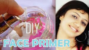 how to make face primer at home in hindi diy face primer best primer aakriti gupta