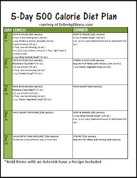 Zumba Diet Chart Get The Free 500 Calorie Diet Plan In 2019 500 Calorie