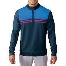 adidas quarter zip. adidas mens climacool colourblock quarter zip top
