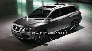 2018 nissan pathfinder midnight edition. beautiful pathfinder 2017 nissan pathfinder midnight edition to 2018 nissan pathfinder midnight edition p