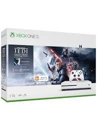 <b>Игровая</b> консоль <b>Xbox</b> One S 1ТБ + Star Wars Jedi Fallen Order ...