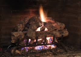 cleaning fireplace logs rocks and the burner natural gas fireplace maintenance