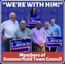 Summerfield Councilmembers Back Troy Lawson - The Rhino Times of Greensboro