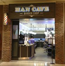 man cave. Man Cave Barber Shop