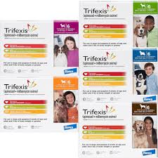 Trifexis Flea Heartworm Control Free Shipping 1800petmeds