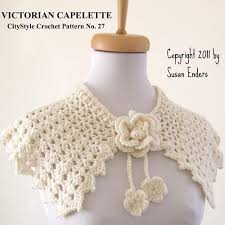 Capelet Pattern Interesting Spring Into Style With 48 Crochet Ponchos And Capelets