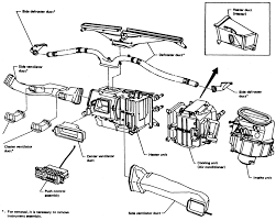 S13 climate control wiring diagram 34 95 nissan pickup diagram