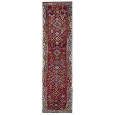 antique turkish kilim runner stair runners or hallway runner rugs for at 1stdibs