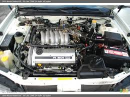 similiar nissan engine diagram keywords nissan 3 0 engine diagram liter dohc 24 valve v6 engine for the 1999