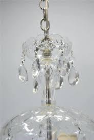 vintage cut glass vintage cut glass bowl vintage cut glass lamps