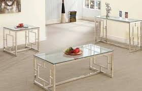 silver glass coffee table silver glass coffee table steal a sofa furniture los image with silver glass coffee table