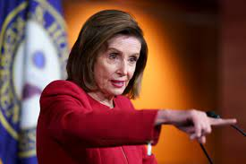 Nancy Pelosi says Democrats will not ...