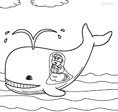 Small Picture Printable Jonah and the Whale Coloring Pages For Kids Cool2bKids