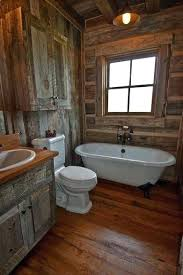 Cabin Bathroom Love This Rustic Cabin Bathroom Cabin Bathroom Light  Fixtures . Cabin Bathroom ...