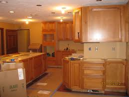 Wrap Around Kitchen Cabinets Springboro Kitchen Cabinets Remodeling Designs Inc