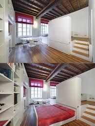 18 Underfloor Bed