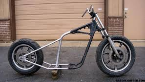 do it yourself xs650 hardtail kit the ardtail xs650 chopper