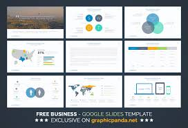 Free Business Templates For Powerpoint Free Business Plan Google Slides Template On Behance