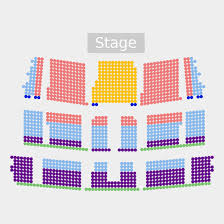 Cheyenne Civic Center Seating Chart Rudolph The Red Nosed Reindeer Tickets Sun Dec 8 2019 At