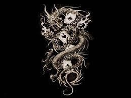 Dragon Tattoo Wallpapers on WallpaperDog