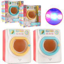 Elektrikli çamaşır makinesi oyuncaklar kızlar için ev oyun çocuk  oyuncakları kız temizlik oyuncaklar doğum günü hediyesi kızlar Houseplaying  oyun oyuncaklar|Housekeeping Toys