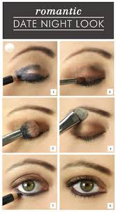 date night eye makeup tutorial