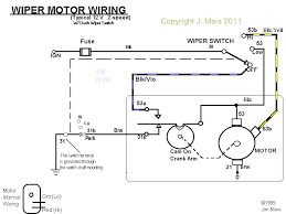 wiper motor and help wiring it speedsterowners com 356 nls net mp volks schem wiper2 gif