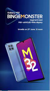 Samsung Galaxy M32 to launch in India ...