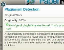 paper rater  anatomy of a plagiarism checker