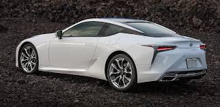 new lexus lc brings new platform hybrid system sae international