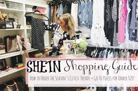 Shein Shopping Guide Review Tips Sizing Hacks Yes Please